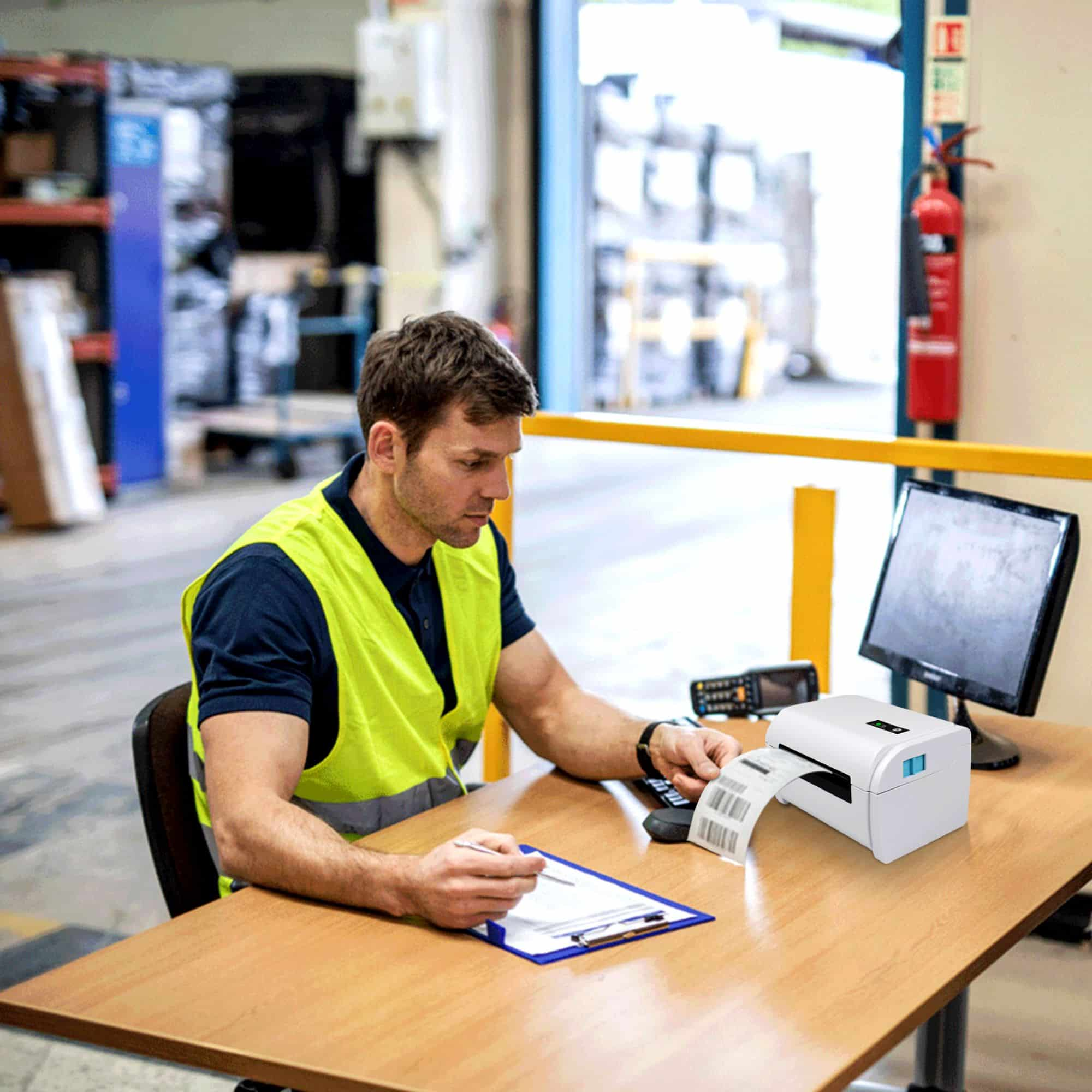 Things That You Should Consider While Purchasing 4 Inch Label Printers