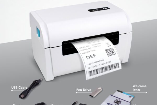 Best 4 Inch Label Printer